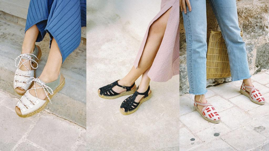 Sandali sostenibili Naguisa