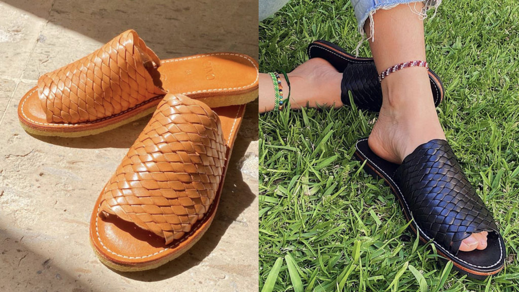 Sandali sostenibili Cano