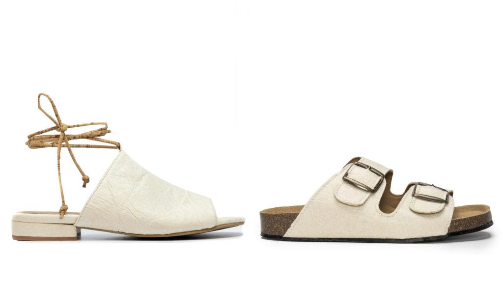 Sandali sostenibili NAE