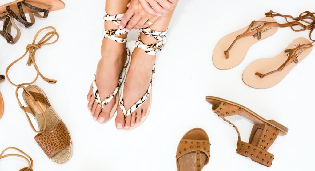 matisse sandali sostenibili