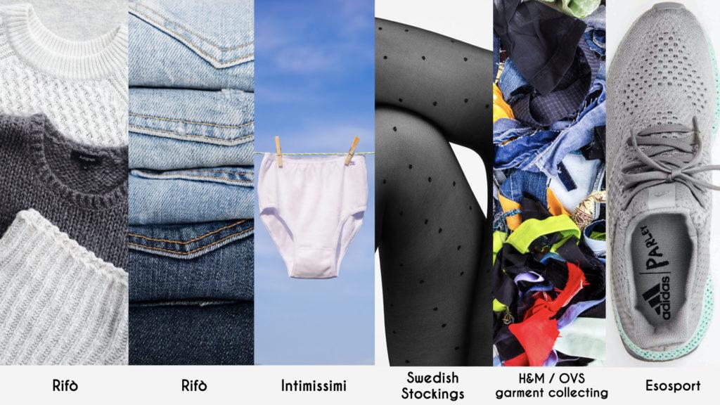dove riciclare i vestiti in cattivo stato