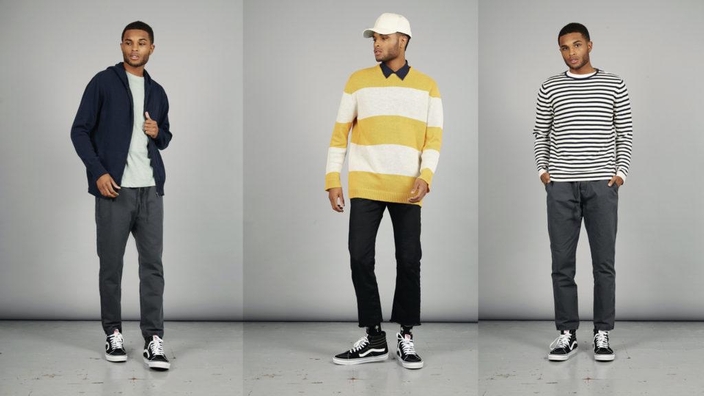moda sostenibile uomo Komodo