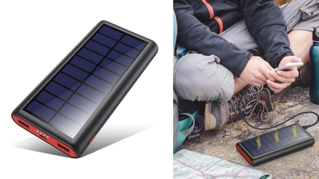 power bank solare regali sostenibili