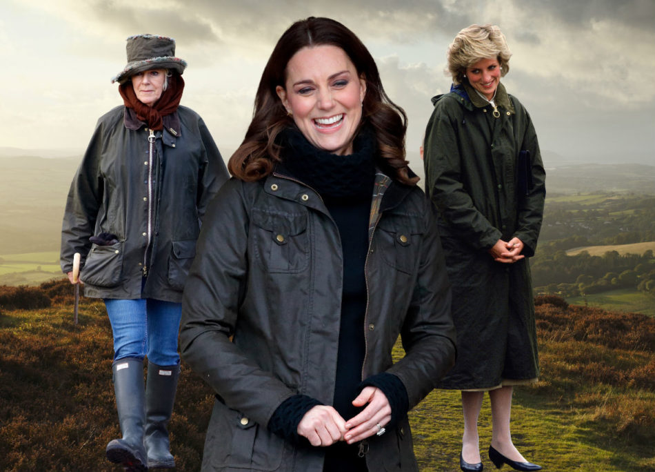 Barbour royal family