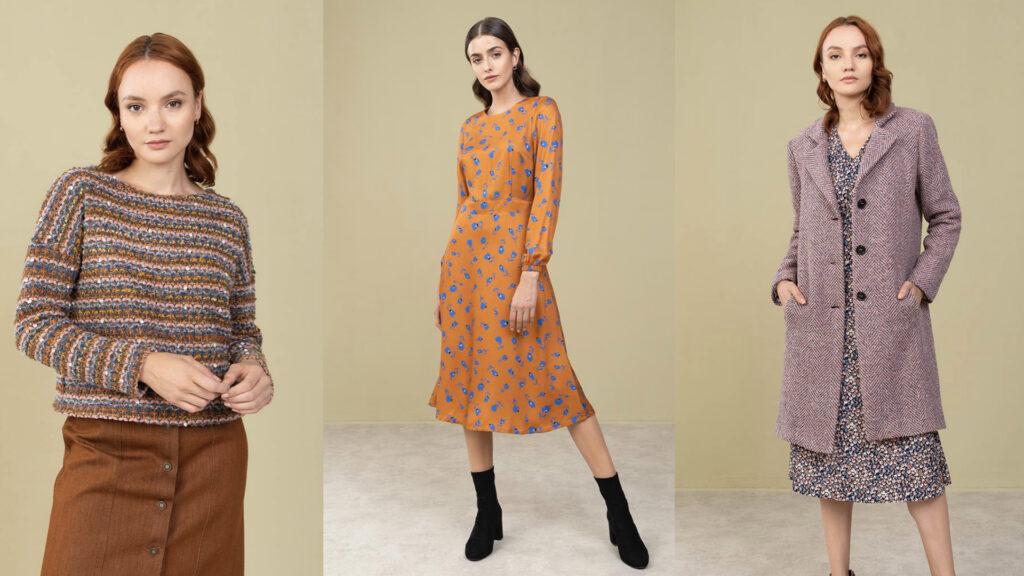 abbigliamento sostenibile Made in Italy donna