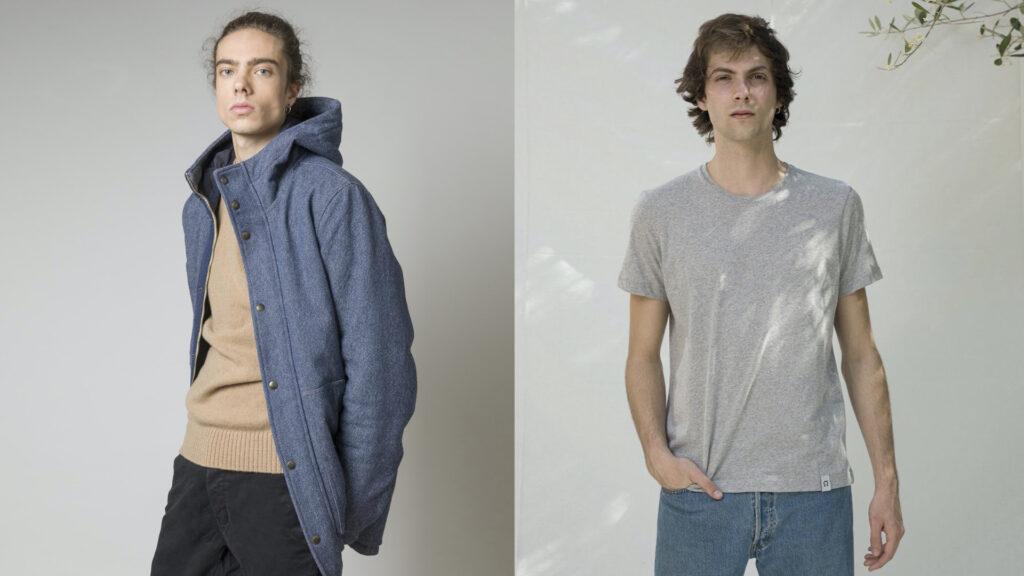 abbigliamento sostenibile Made in Italy uomo
