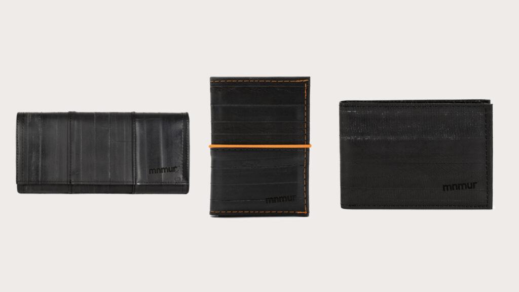 portafogli Made in Italy sostenibili