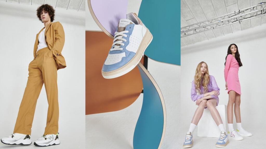 Womsh sneakers sostenibili