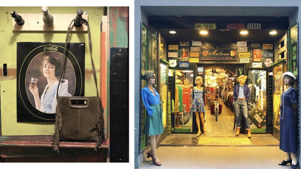 melrose firenze moda sostenibile