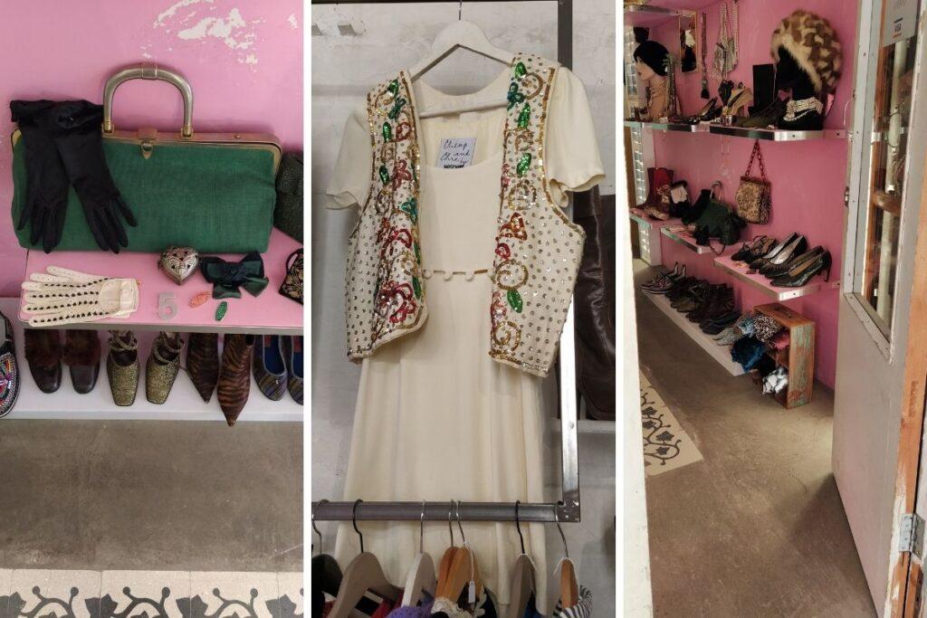 Oggetti in vendita Flamingo vintage shop roma
