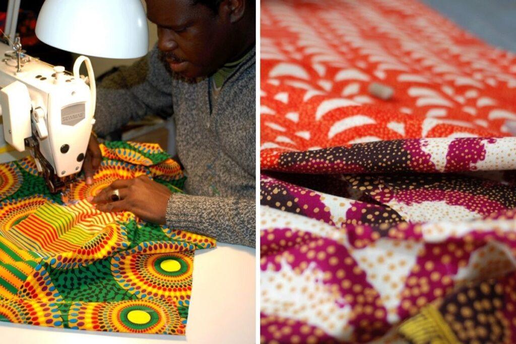 moda sostenibile roma Sarti migranti al lavoro Modo Tessitura e Sartoria
