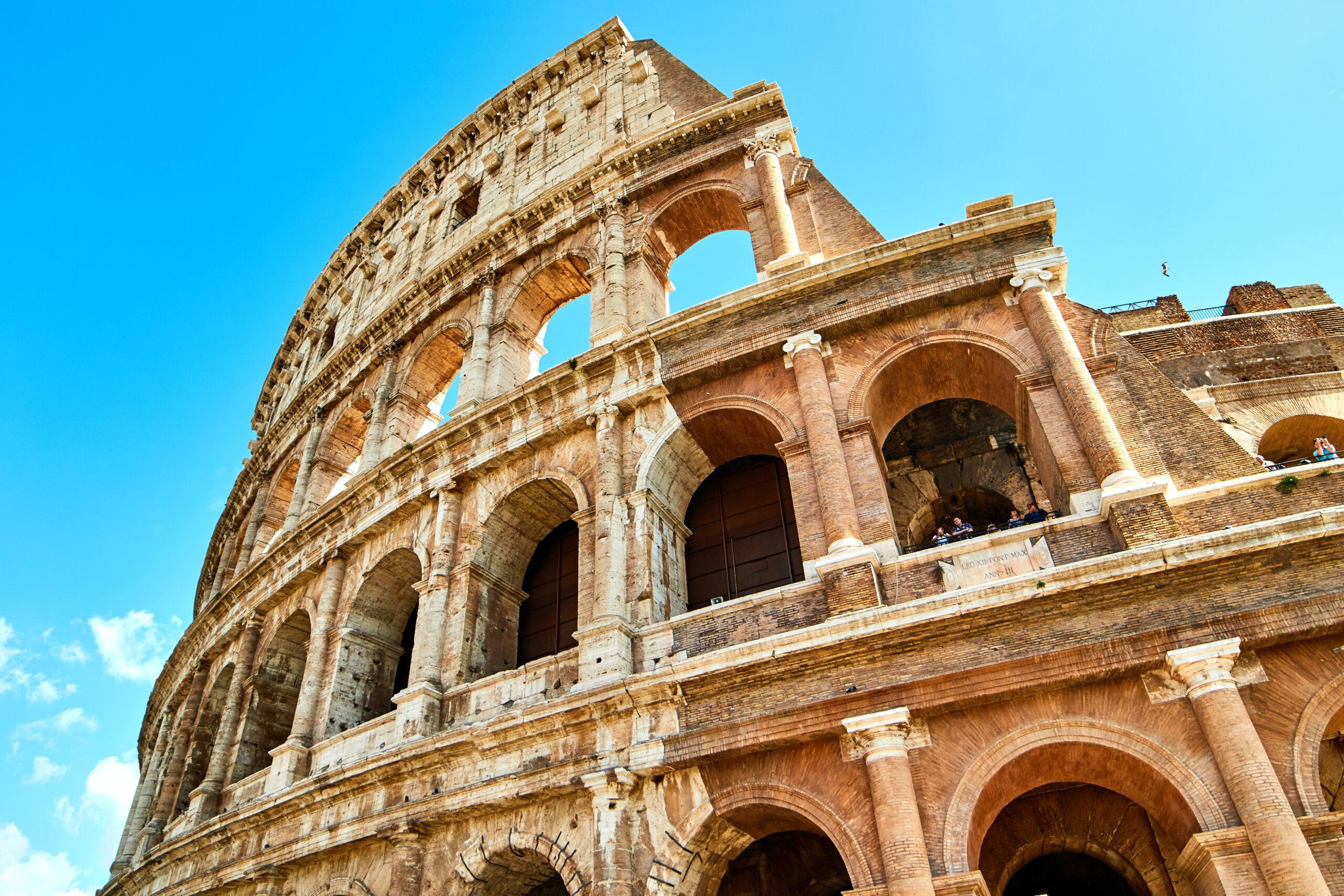 Colosseo moda sostenibile roma